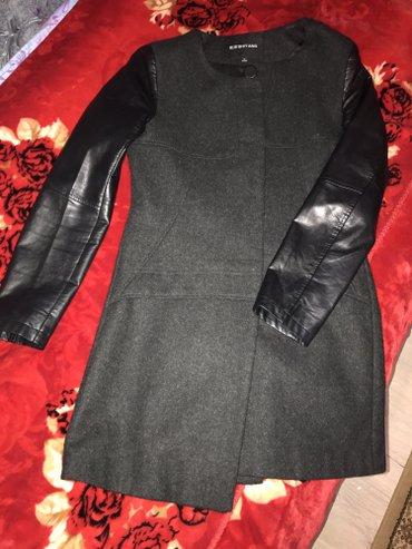 Деми пальто,размер s,m в Бишкек