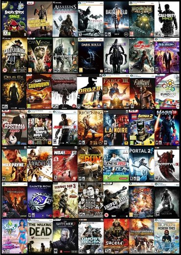 Игра для PlayStation 3 в Баку