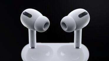 bluetooth наушники p в Азербайджан: Apple AirPods Pro orginal yenidi əldə var istəyən şəxslər Whatsappla
