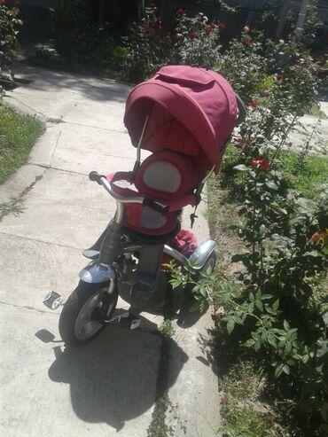 детский трехколесный в Кыргызстан: Продается детский трехколесный велосипед,реальным клиентам будет