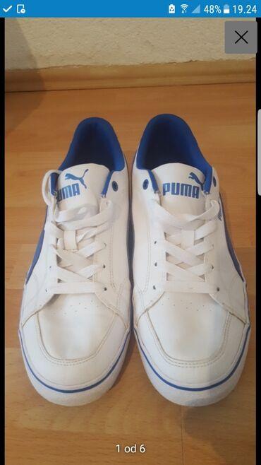 Puma patike original 100% donete iz nemacke br 44 moze dogovor oko