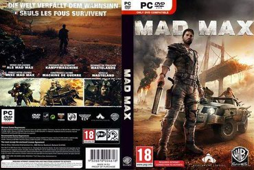 Mad Max -igrica za PC - Nis