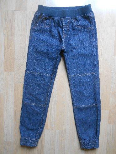 Dečije Farmerke i Pantalone | Becej: Kiabi farmerke sa gumom u struku vel 9 god (132-137cm)  Farmerke u iz