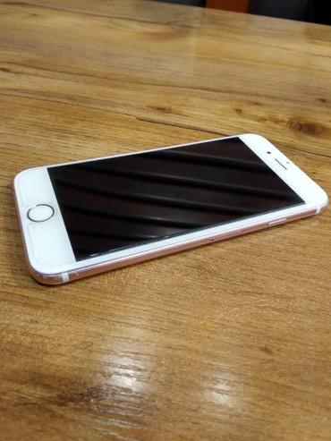 Iphone 6s 32 rose gold всё родное!максимальная в Бишкек