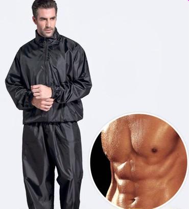 Весогонка костюм-сауна (Новая) Он помогает «сгонять» лишние килограммы