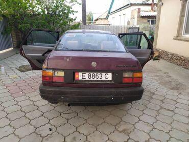 Автомобили - Чолпон-Ата: Volkswagen Passat 1.8 л. 1988