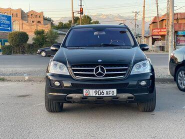 Автомобили в Бишкек: Mercedes-Benz M-Class 5 л. 2008 | 198700 км