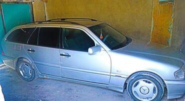 Mercedes-Benz C 180 2.5 л. 2000