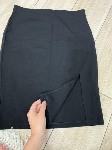 Юбка от Манго, размер М-Л, классная ткань, отдам за 600 сом, ни разу