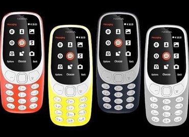 Xırdalan şəhərində Nokia 3310 dual yeni