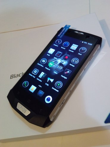 Blackview bv8000 pro (black) : telefon  prelepog rugged - Beograd