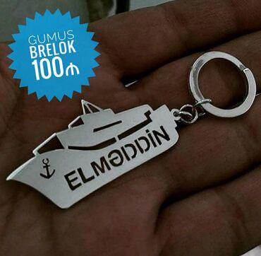 Gumus Brelok - 100 ₼ 🆆🅷🅰🆃🆂🅰🅿🅿 - #baku #azerbaijan #aztagram
