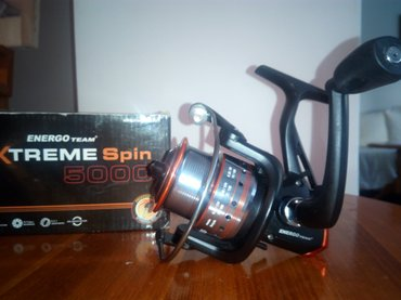 Masinica ENERGO TEAM EXTREME Spin 5000 - Vrsac