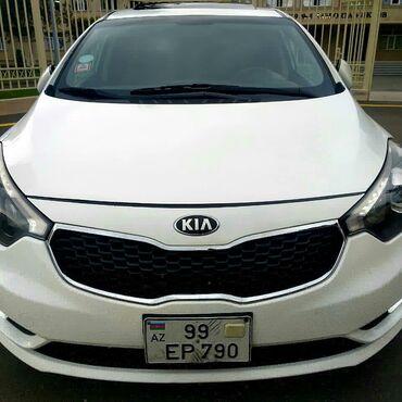 автомобиль на свадьбу в Азербайджан: Kia Cerato 1.6 л. 2013 | 58000 км