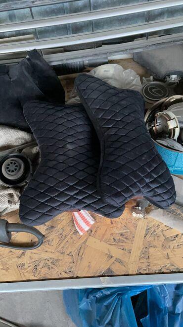 Подушки на сиденья