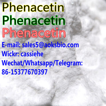 Phenacetin China Shiny Phenacetin Powder Phenacetin China supplier