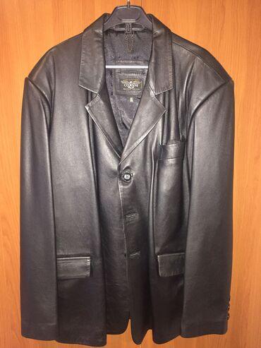 Muska kozna jakna, kupljena u Bugarskoj.Nijednom nosena