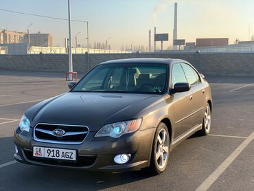 диски субару в Кыргызстан: Subaru Legacy 2.5 л. 2008 | 170000 км