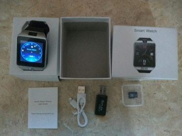 Mobilni telefoni - Sremska Mitrovica: SMART sat koji radi i kao mobilni telefon. Možete da kupite samo sat