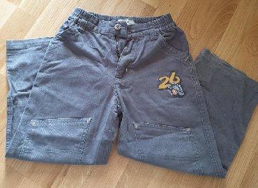Waikiki fazonske farmerke pantalone za decake, sa aplikacijom. Sive - Belgrade