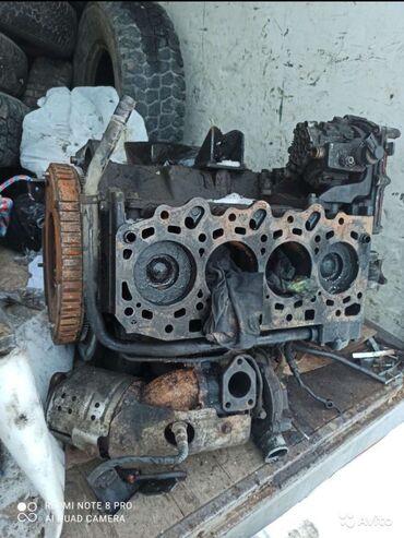 Транспорт - Кара-Ой: Продам двигатель на Портер 2 (126) двигатель разобрано без форсунки