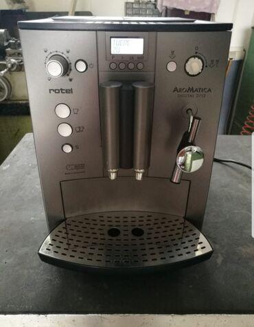 Aparati za kafu   Srbija: Aparat za kafu Rotel AroMatica Digital 2712