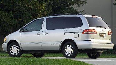 Toyota 2002 3 л. 2002   0 км