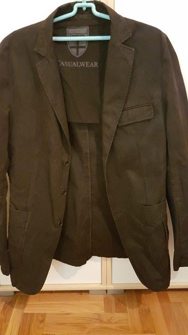 Zara muski sako, L ili 40 velicina - Novi Sad