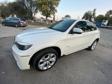 bmw x1 sdrive18i mt в Кыргызстан: BMW X6 4.4 л. 2010 | 154000 км