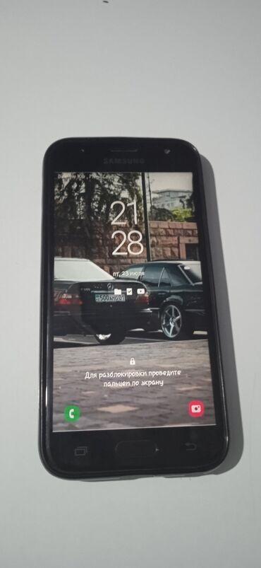 Электроника - Маевка: Samsung Galaxy J3 2017 | 16 ГБ | Черный | Трещины, царапины, Сенсорный, Две SIM карты