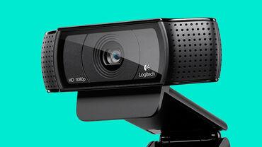 Продаю веб-камеру Logitech C920 PRO HD WEBCAM. Состояние новое. По