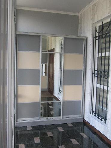 купить-складной-шкаф-из-ткани в Кыргызстан: Шкафы-купе и распашные на заказИзготовлю шкафы с купейными, распашными