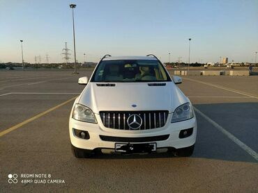 Mercedes-Benz ML 350 3.5 l. 2006 | 208000 km