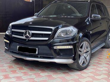 sapogi zimnie speci all class jeva в Кыргызстан: Mercedes-Benz GL-class AMG 5.5 л. 2014 | 109000 км