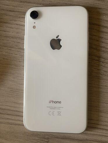 Б/У iPhone Xr 128 ГБ Белый