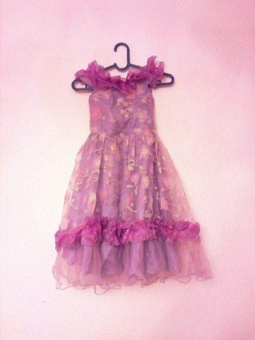 Детский мир - Талас: Продам платье праздничное. размер 30. Таласта