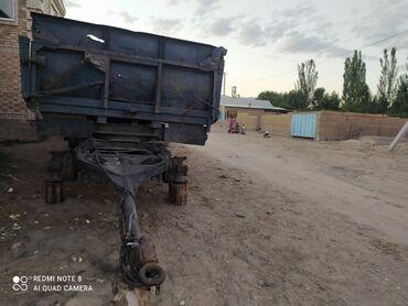 Транспорт - Балыкчы: Прицеп сельхоз камазовски 1989 года выпуска село Сары камыш