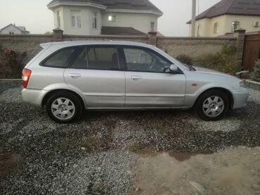 Транспорт - Каракол: Mazda 323 1.6 л. 2001 | 220000 км