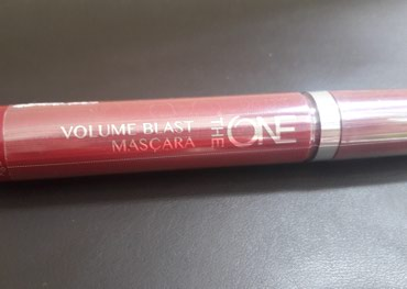 "Μάσκαρα ""Oriflame"" Volume Blast The ONE 8ml - Black σε Gerakas"