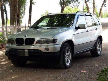 BMW X5 4.4 л. 2002