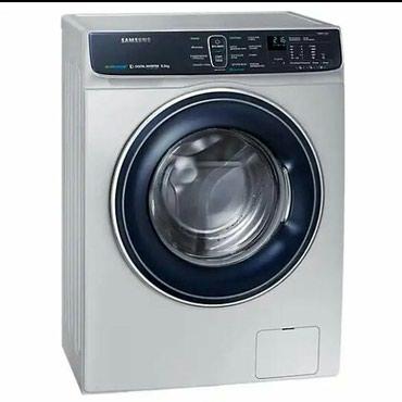 Bakı şəhərində Avtomat Washing Machine Samsung 8 kq.