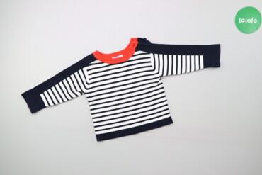 Дитячий светр в смужку Jacadi, вік 12-18 міс   Довжина: 31 см Ширина п