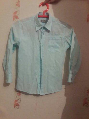 Рубашка на мальчика. Производство Турция. Размер: 128. в Бишкек