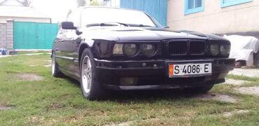 BMW - Токмак: BMW 5 series 2.5 л. 1990 | 77777 км