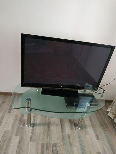 Телевизор диагональ 110 стол 120х70 и два ДВД за все 15000 торг