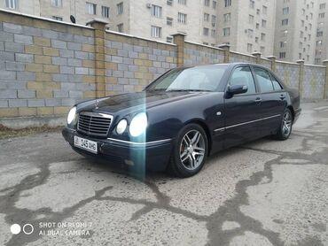 Mercedes-Benz E-Class 4.3 л. 1998 | 200 км