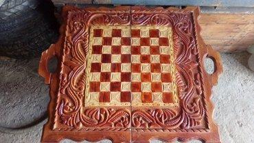 Продаю нарды + шахматы в Сокулук