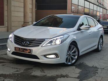 Avtomobillər - Azərbaycan: Hyundai Azera 3 l. 2013 | 163000 km