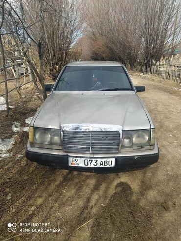 Mercedes-Benz 230 2.3 л. 1988