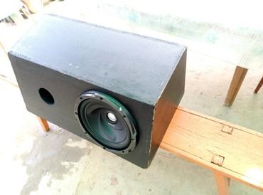 Аудиотехника - Кок-Ой: Продаю буфердинамик 30см 1000w в отличном состоянии